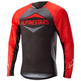 Alpinestars Mesa Longsleeve Jersey Men red/steel gray